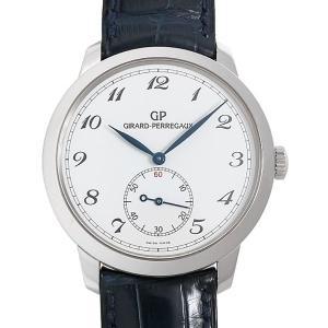 48回払いまで無金利 ジラールペルゴ 1966 スモールセコンド 49534-53-711-BK6A 中古 メンズ 腕時計|ginzarasin