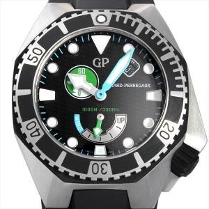 ジラールペルゴ シーホーク ミッション オブ マーメイド リミテッド 49960-19-1219SFK6A 中古 メンズ 腕時計 ginzarasin