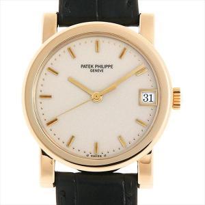 パテックフィリップ カラトラバ Cal.315SC 5012J-001 中古 メンズ 腕時計|ginzarasin