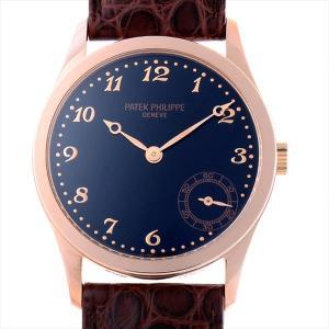 SALE パテックフィリップ カラトラバ 5026R-001 中古 メンズ 腕時計|ginzarasin