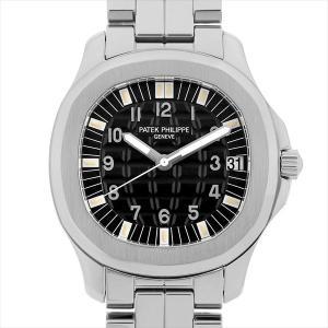48回払いまで無金利 SALE パテックフィリップ アクアノート ラージ 5065A-001 中古 メンズ 腕時計 ginzarasin