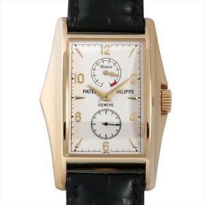 パテックフィリップ 10DAYS ミレニアム限定 5100J 中古 メンズ 腕時計|ginzarasin