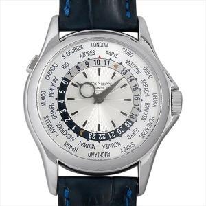 パテックフィリップ ワールドタイム 5130G 中古 メンズ 腕時計|ginzarasin