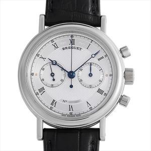 48回払いまで無金利 SALE ブレゲ クラシック クロノグラフ 5237BB/12/9V6 中古 メンズ 腕時計|ginzarasin