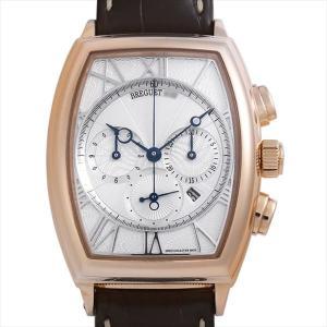 48回払いまで無金利 ブレゲ ヘリテージ クロノグラフ5400 5400BR/12/9V6 中古 メンズ 腕時計|ginzarasin