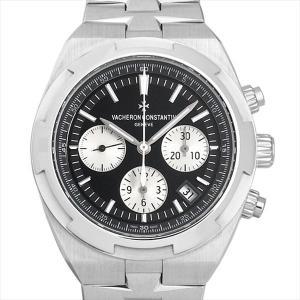 48回払いまで無金利 ヴァシュロンコンスタンタン オーヴァーシーズ クロノグラフ 5500V/110A-B481 中古 メンズ 腕時計|ginzarasin
