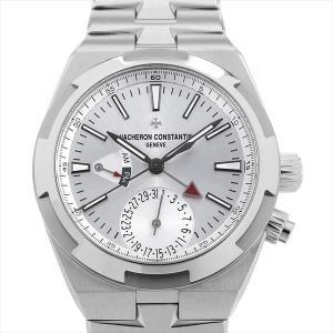 最大5万円オフクーポン配布 ヴァシュロンコンスタンタン オーヴァーシーズ デュアルタイム 7900V/110A-B333 中古 メンズ 腕時計 48回払いまで無金利 ginzarasin