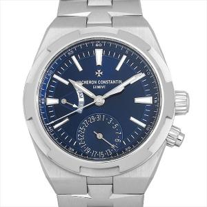 最大5万円オフクーポン配布 ヴァシュロンコンスタンタン オーヴァーシーズ デュアルタイム 7900V/110A-B334 中古 メンズ 腕時計 48回払いまで無金利 ginzarasin
