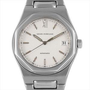 48回払いまで無金利 ジラールペルゴ ロレアート 8010 中古 メンズ 腕時計|ginzarasin