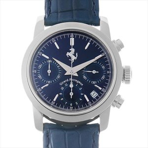 ジラールペルゴ フェラーリ クロノグラフ 8020 中古 メンズ 腕時計 ginzarasin