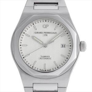 48回払いまで無金利 SALE ジラールペルゴ ロレアート 創業225周年 世界225本限定 81000-11-131-11A 中古 メンズ 腕時計|ginzarasin