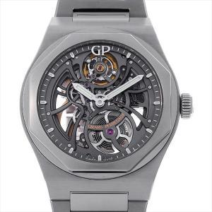 48回払いまで無金利 ジラールペルゴ ロレアート スケルトン 81015-11-001-11A 中古 メンズ 腕時計|ginzarasin