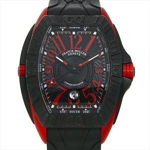 SALE 【48回払いまで無金利】フランクミュラー コンキスタドール グランプリ エルガ 8900SC DT GPG ER 中古 メンズ 腕時計