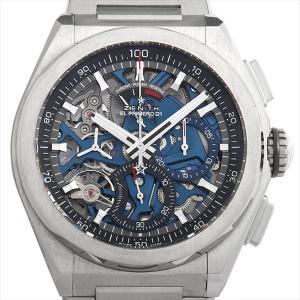 48回払いまで無金利 ゼニス デファイ エルプリメロ21 95.9002.9004/78.M9000 中古 メンズ 腕時計 ginzarasin