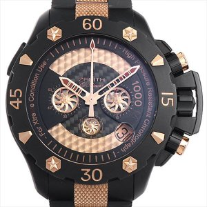 SALE ゼニス デファイ エクストリーム クロノグラフ 96.0528.4000/21.M528 中古 メンズ 腕時計|ginzarasin