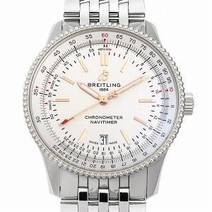 48回払いまで無金利 ブライトリング ナビタイマー1 オートマチック41 A17326211G1A1(A17326)(A164G-1NP) 中古 メンズ 腕時計 ginzarasin
