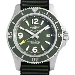 48回払いまで無金利 ブライトリング スーパーオーシャン オートマチック44 アウターノウン A17367A11L1W1(A17367) 中古 メンズ 腕時計 ginzarasin