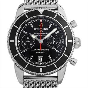 48回払いまで無金利 ブライトリング スーパーオーシャン ヘリテージ クロノグラフ A2337024/BB81(A23370)A237B81OCA 中古 メンズ 腕時計 ginzarasin