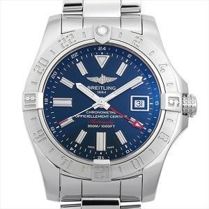 48回払いまで無金利 ブライトリング アベンジャーII GMT A3239011/C872(A32390)A329C72PSS 中古 メンズ 腕時計 ginzarasin