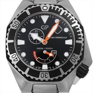 48回払いまで無金利 SALE ジラールペルゴ シーホーク 49960-19-631-FK6A 中古 メンズ 腕時計|ginzarasin