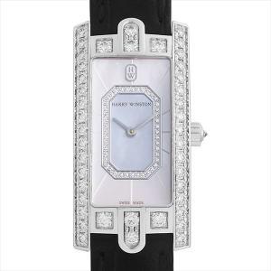 48回払いまで無金利 SALE ハリーウィンストン アヴェニューC ベゼルダイヤ エメラルド AVCQHM19WW136 中古 レディース 腕時計|ginzarasin