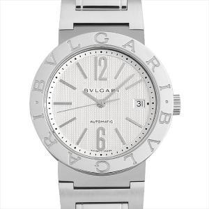 60回払いまで無金利 ブルガリ ブルガリブルガリ BB38WSSD/N 中古 メンズ 腕時計|ginzarasin
