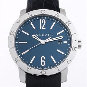 60回払いまで無金利 ブルガリ ブルガリブルガリ BB41C3SLD 中古 メンズ 腕時計|ginzarasin