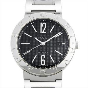 60回払いまで無金利 ブルガリ ブルガリブルガリ BB42BSSD/N 中古 メンズ 腕時計|ginzarasin