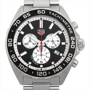 60回払いまで無金利 タグホイヤー フォ−ミュラ1 クロノグラフ CAZ101E.BA0842 中古 メンズ 腕時計|ginzarasin