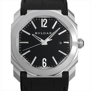 48回払いまで無金利 ブルガリ オクト BGO41BSLD 中古 メンズ 腕時計|ginzarasin