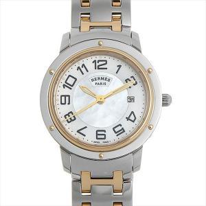 最大5万円オフクーポン配布 エルメス クリッパー CP1.320.212/4968 中古 レディース 腕時計 48回払いまで無金利|ginzarasin