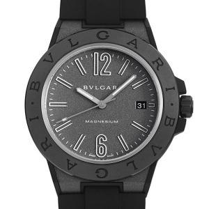 60回払いまで無金利 ブルガリ ディアゴノ マグネシウム DG41C14SMCVD 中古 メンズ 腕時計|ginzarasin