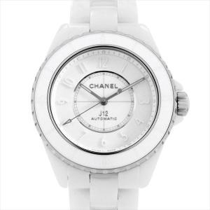 60回払いまで無金利 シャネル J12 ファントム H6186 中古 メンズ 腕時計