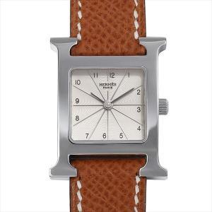 48回払いまで無金利 エルメス Hウォッチ HH1.210.260 中古 レディース 腕時計|ginzarasin