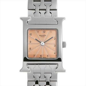48回払いまで無金利 エルメス Hウォッチ HH1.210 中古 レディース 腕時計|ginzarasin