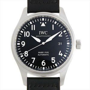 ■ブランド:IWC  ■モデル名:パイロットウォッチ マーク18 ■型番:IW327001 ■素材:...