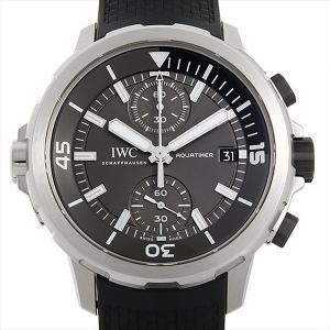 48回払いまで無金利 IWC アクアタイマー クロノグラフ シャーク 世界限定500本 IW379506 中古 メンズ 腕時計|ginzarasin