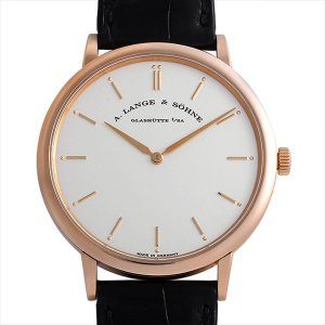 48回払いまで無金利 ランゲ&ゾーネ サクソニア フラッハ 211.032(LS2114AD) 中古 メンズ 腕時計|ginzarasin