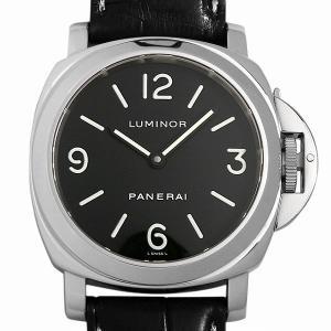 48回払いまで無金利 パネライ ルミノールベース PAM00002 C番 中古 メンズ 腕時計|ginzarasin