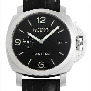 48回払いまで無金利 パネライ ルミノールマリーナ 1950 3デイズ PAM00312 R番  中古 メンズ 腕時計|ginzarasin