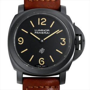 48回払いまで無金利 SALE パネライ ルミノール パネリスティーズ アニバーサリー 限定300本 M番  PAM00360 中古 メンズ 腕時計|ginzarasin