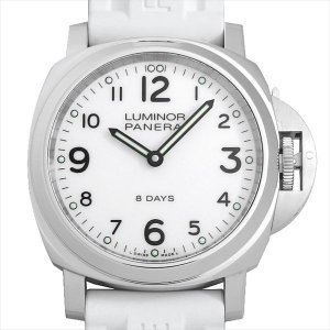 48回払いまで無金利 パネライ ルミノールベース 8DAYS アッチャイオ PAM00561 R番 中古 メンズ 腕時計|ginzarasin