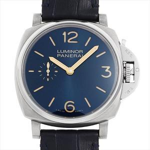 48回払いまで無金利 パネライ ルミノール ドゥエ PAM00728 T番 中古 メンズ 腕時計|ginzarasin