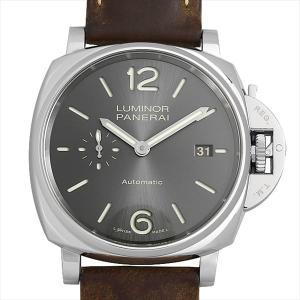 48回払いまで無金利 パネライ ルミノール ドゥエ 3デイズ オートマティック アッチャイオ PAM00904 U番 中古 メンズ 腕時計|ginzarasin