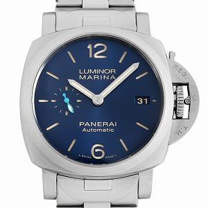48回払いまで無金利 パネライ ルミノール マリーナ PAM01028 V番 中古 メンズ 腕時計|ginzarasin