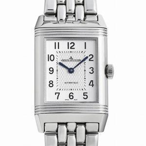 48回払いまで無金利 ジャガールクルト レベルソ クラシック ミディアム Q2538120(212.8.S5) 中古 ボーイズ(ユニセックス) 腕時計|ginzarasin