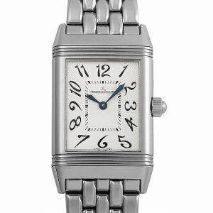 48回払いまで無金利 ジャガールクルト レベルソ デュエット クラシック Q2568102 中古 メンズ 腕時計|ginzarasin