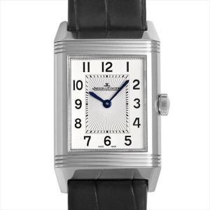 48回払いまで無金利 ジャガールクルト レベルソ クラシック ミディアム デュエット Q2588420(212.8.D4) 中古 レディース 腕時計|ginzarasin