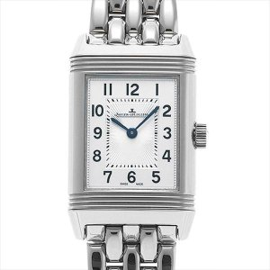 48回払いまで無金利 ジャガールクルト レベルソ クラシック スモール デュエット Q2668130(211.8.44) 中古 レディース 腕時計|ginzarasin
