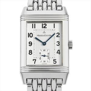 48回払いまで無金利 ジャガールクルト ビッグレベルソ Q2708110(270.8.62) 中古 メンズ 腕時計|ginzarasin